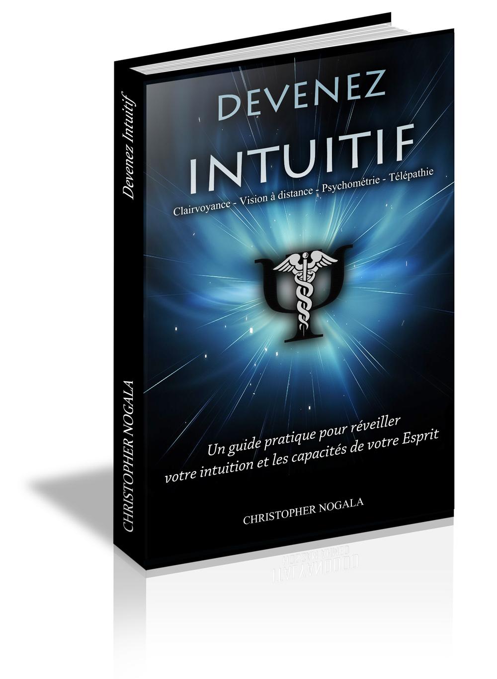 """Livre """"Devenez Intuitif"""""""